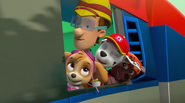 PAW Patrol Cap'n Turbot Captain Character Nickelodeon Nick Jr