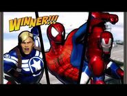 Ultimate Marvel VS Capcom 3 (Xbox 360) Arcade as Spider-Man, Iron Man & Captain America
