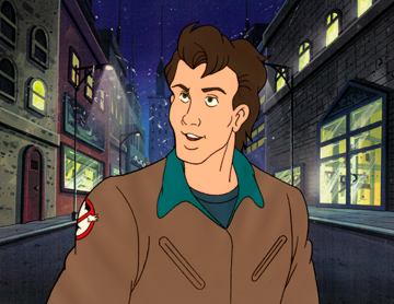 Peter Venkman (The Real Ghostbusters)