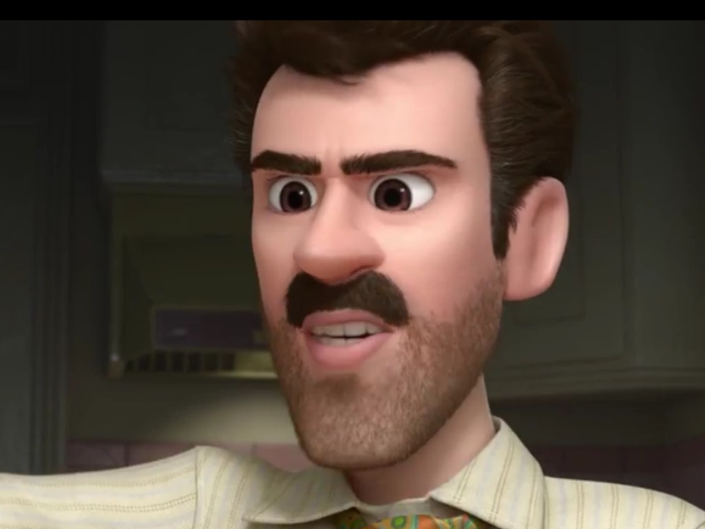 Riley's Father (Inside Out)
