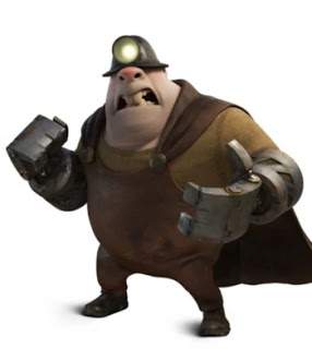 The Underminer