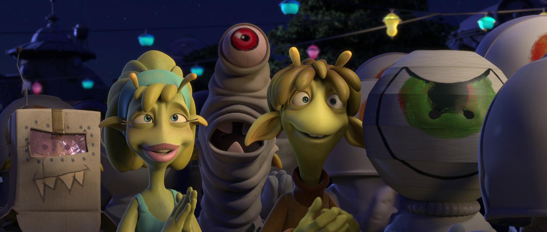 Alien Humanoids (Planet 51)