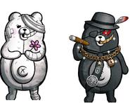 Shirokuma and Kurokuma