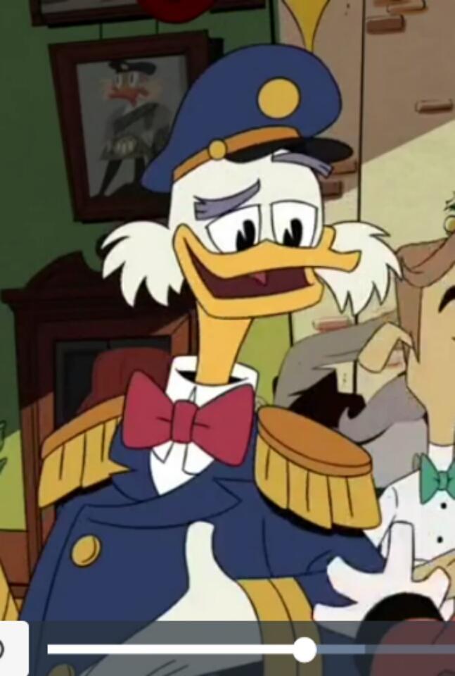 Captain Farley Foghorn