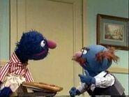 Sesame Street - Fat Blue orders from Speedy Pizza