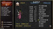 Wizardry 6 - Super Famicom version 4 6