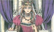 Queen Iris for Wizardry Gaiden Suffering of the Queen.jpg