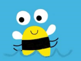 Buzz the Bee (Billy the Apple)