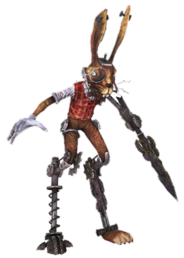 March Hare (American McGee)