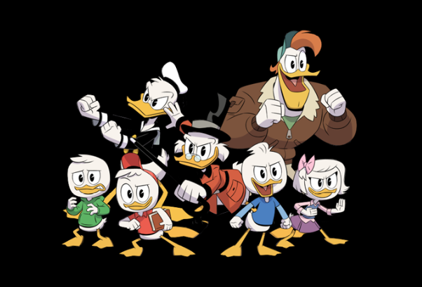 McDuck Family