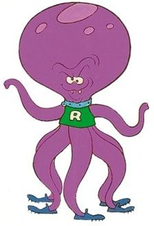 Orful Octopus