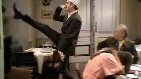 Don't Mention the War! - Fawlty Towers - BBC