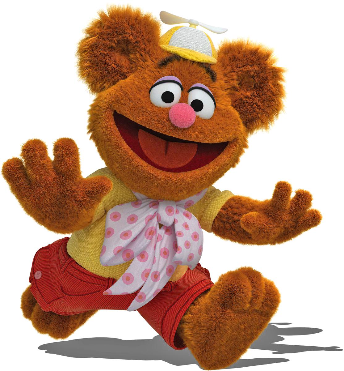Baby Fozzie (Muppet Babies 2018)
