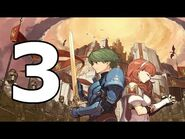 Fire Emblem Echoes Shadows of Valentia Walkthrough Part 3 - No Commentary Playthrough (3DS)