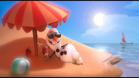 """Frozen_""""In_Summer""""_song_--_Official_-_HD"""