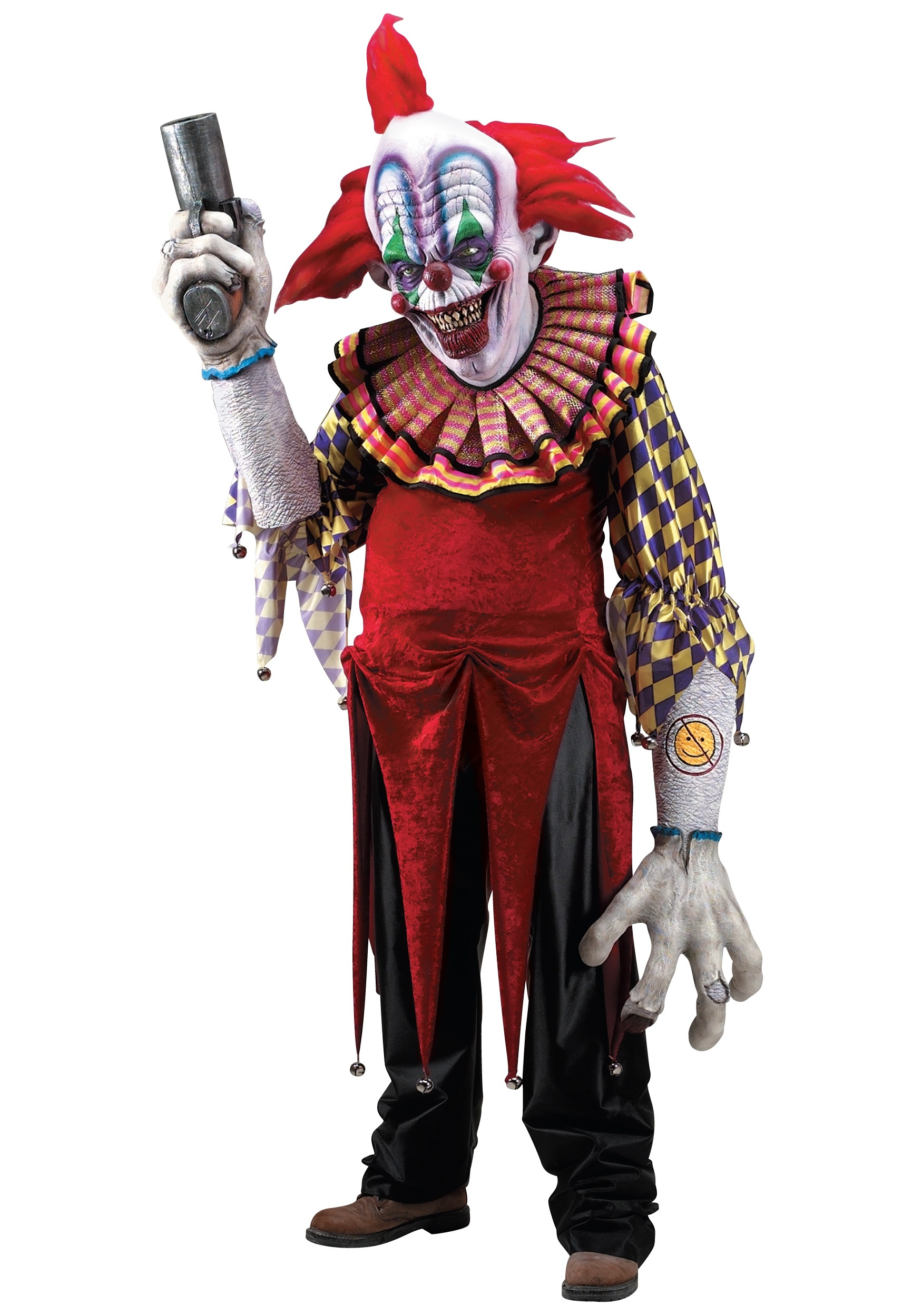 Clown (Coulrophobia)