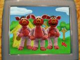 Elmo Pigs