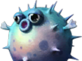Porcupine fish (Sonic & Sega All Stars Racing)