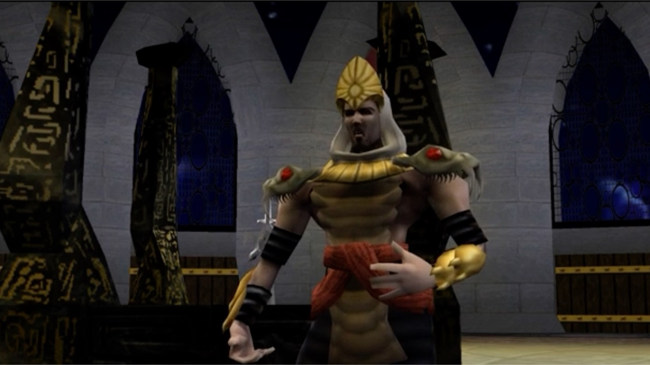 Magus (The Scorpion King)