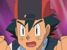 Ash hat back wards 13th season.PNG
