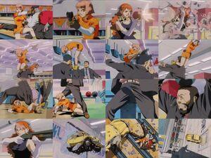 Mikura Suzuki Action Scene for Mezzo Forte