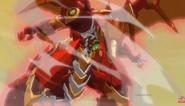 Bakugan Battle Planet Dragonoid Maximus
