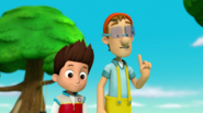 PAW Patrol Cap'n Turbot Captain Character Nickelodeon Nick Jr.