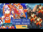 Choginga Senkan - Hyper Galaxy Fleet- Event Flame Knack