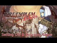 Fire Emblem Echoes- Shadows of Valentia - Pt