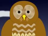 Owl (KidsTV123)