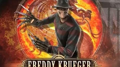 Freddy Krueger DLC Trailer