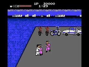 NES Longplay -538- Nekketsu Kouha Kunio kun