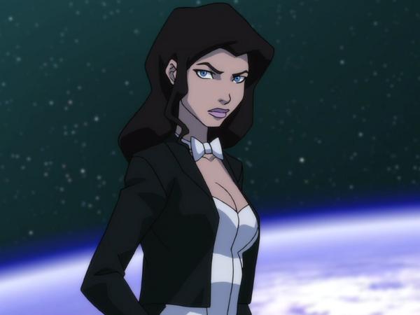 Zatanna Zatara (Young Justice)