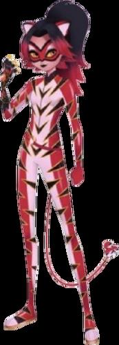 Tigresse Pourpre