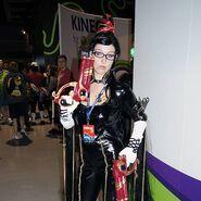Bayonetta cosplay
