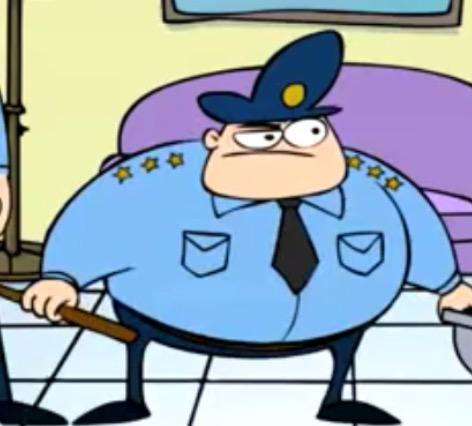 The Fat Cop