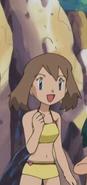 May is Cute in her Bikini