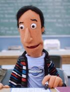 Puppet Abed
