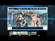 Choginga Senkan - Hyper Galaxy Fleet- Yurian 2nd scene