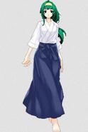Miko-Aiba-Samurai Maiden