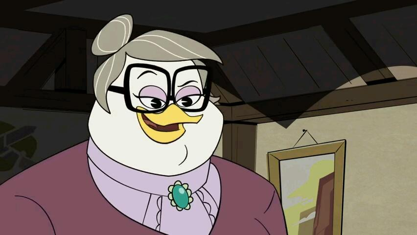 Mrs. Beakley