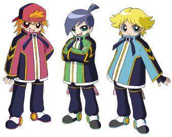 Rowdyruff Boys (PPGZ)