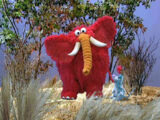 Elmo Elephant