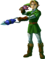 Link OoT 25Anny