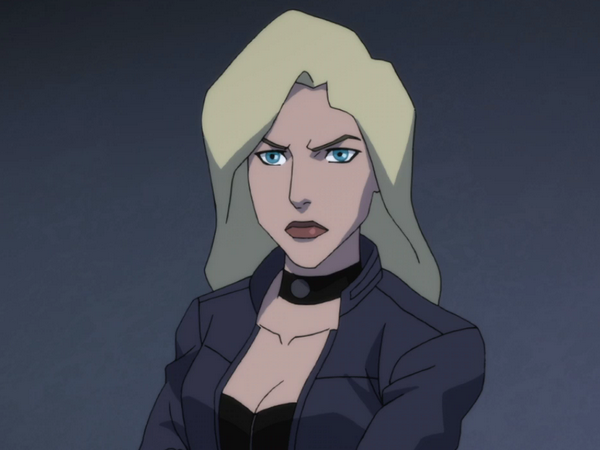 Dinah Lance (Young Justice)