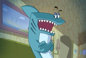 Kenny the Shark