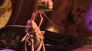 Cockroach Waitress