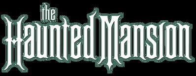 Disney Parks - The Haunted Mansion - Transparent Logo.png