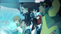 Pidge, Lance, Keith, Shiro and Hunk in Another Planet