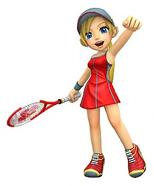 Ashley-Yelena from Everybody's Tennis